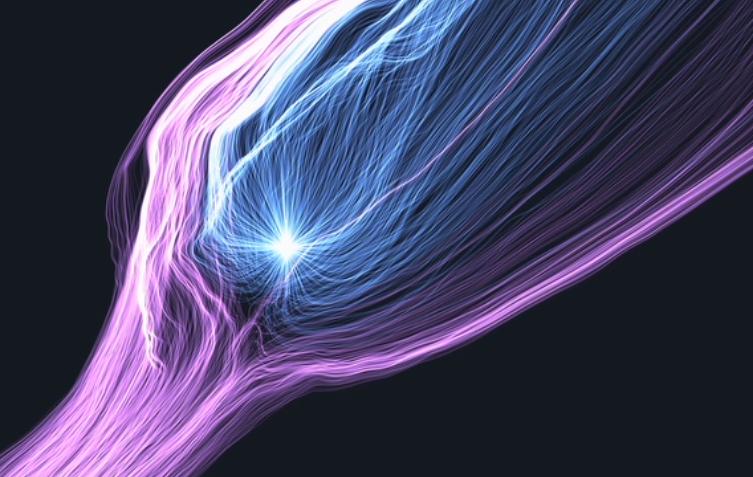 Rosetta Comet PlasmaAnimation_ScreenShot