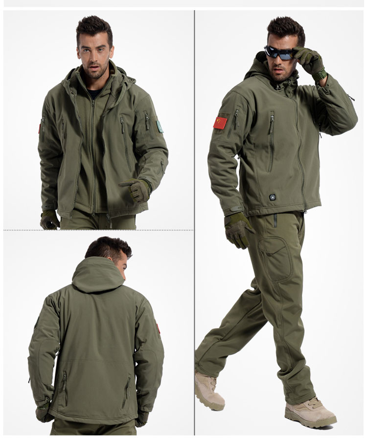High-quality-2014-camo-jacket-Outdoor-tactical-clothing-men-s-Waterproof-hunting-jacket-Fashion-hoodie-military