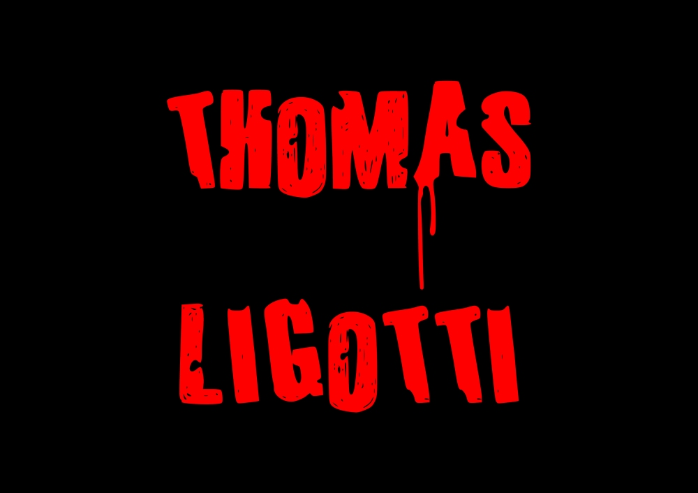 Title Cards - Thomas Ligotti